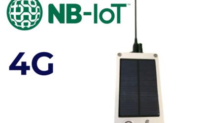 Test de couverture réseau dans les Alpes très concluant pour le nouveau transmetteur 4G-NBIOT